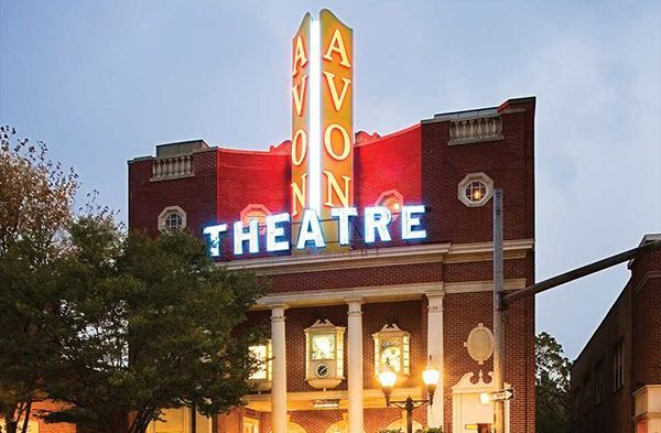 Avon Theatre Film Center