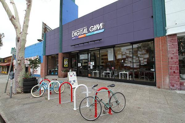 Media Arts Center/Digital Gym Cinema