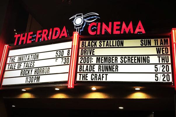 The Frida Cinema